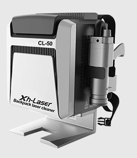 Backpack Laser Cleaner CL-50