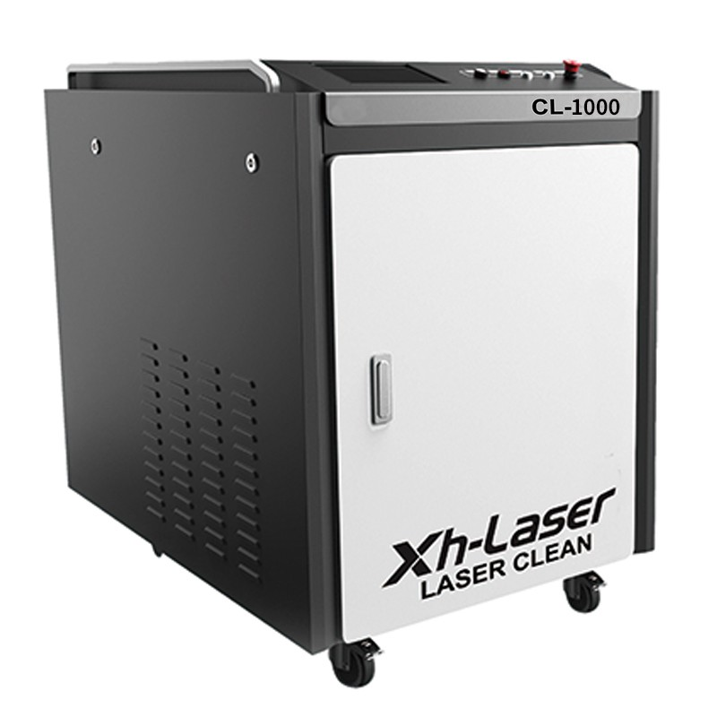 200W/500W/1000W Laser Cleaning Equipment Laser Cleaning 1000W