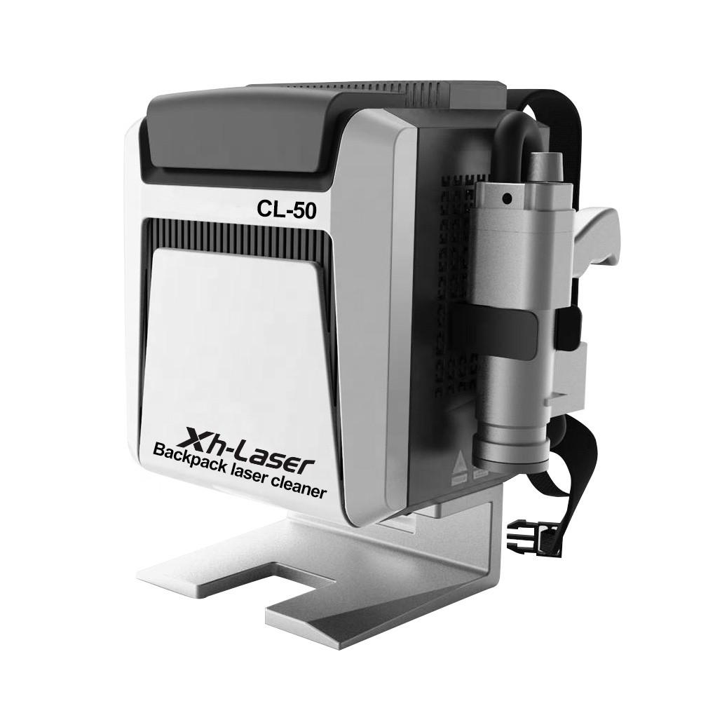Backpack Laser Cleaning Equipment Backpack Laser Cleaner