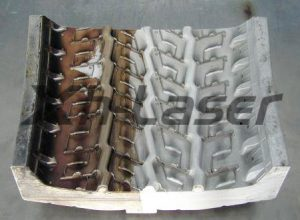 laser cleaning mold