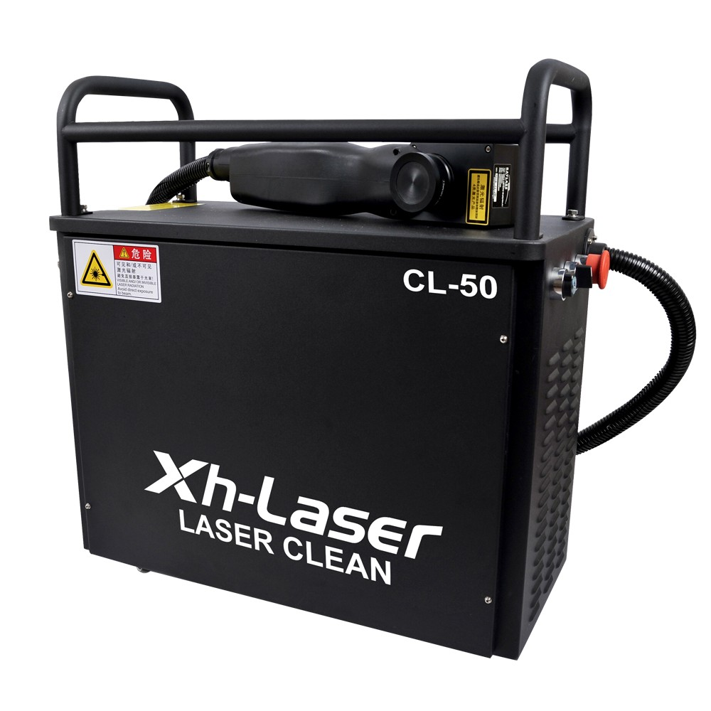 Laser Cleaner Portable Laser Rust Removal