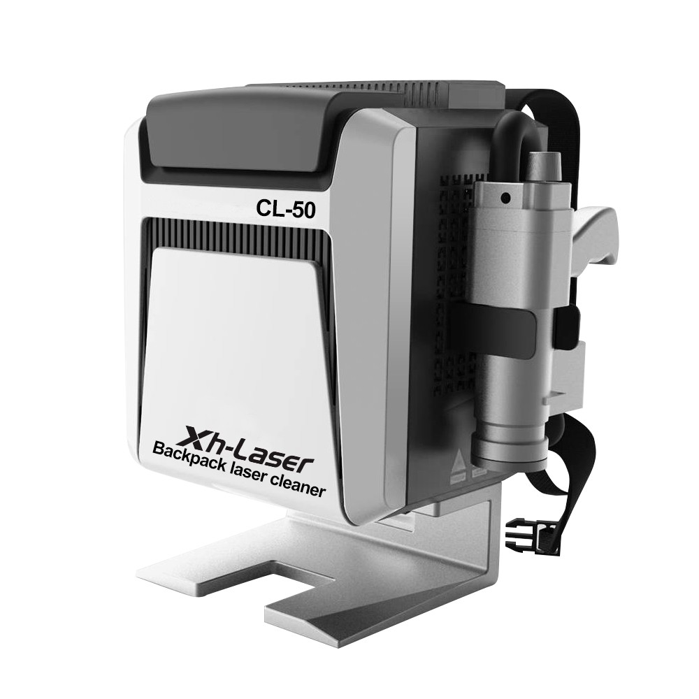50w Laser Backpack Cleaning Machine Price